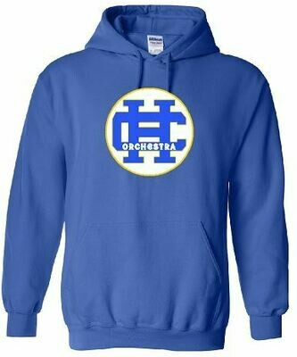 HC Orchestra Hoodie with Front Chest Design(HCO)