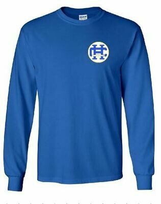 HC Orchestra Long Sleeve T-shirt with Left Chest Design(HCO)