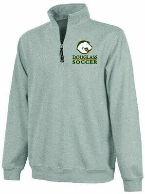 Charles River 1/4 Zip Fleece Pullover - Douglass Soccer (FDGS)