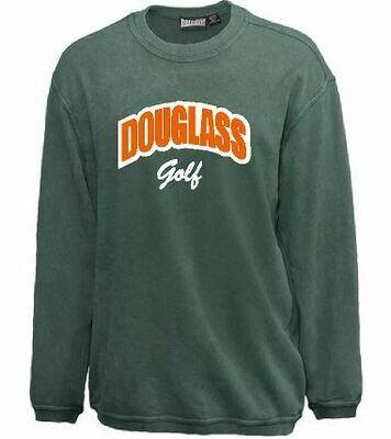 Douglass Golf Sandwash Crewneck (FDG)