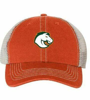47 BrandTrucker Hat with Choice of Logo (FDG)