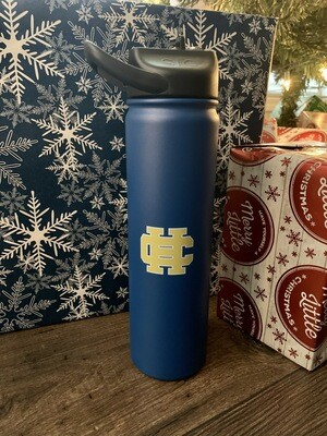 Blue Henry Clay 27 Ounce Water Bottle