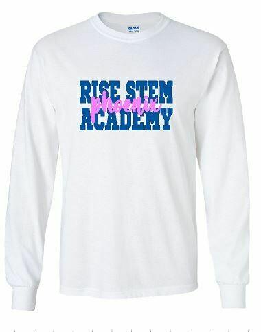 RISE STEM ADACEMY Phoenix Unisex Long Sleeve T-shirt - ADULT SIZING