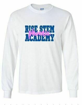 RISE STEM ADACEMY Phoenix Unisex Long Sleeve T-shirt - YOUTH SIZING