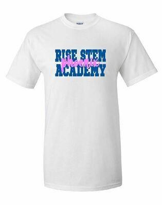 RISE STEM ACADEMY Phoenix Unisex Short Sleeve T-shirt - YOUTH SIZING