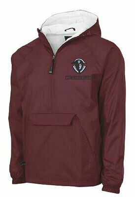 Commodores Charles River 1/2 Zip Classic Pullover (TCDT)