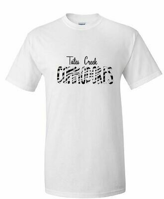 TC Commodores Unisex Short Sleeve  YOUTH and ADULT - Choice of Design Fabric (TCDT)