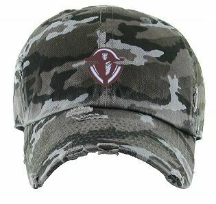 Distressed Commodores Hat (TCDT)