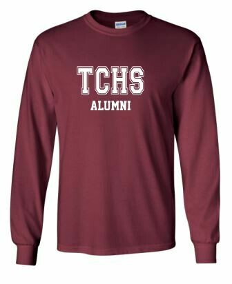 TCHS Alumni Unisex Long Sleeve ADULT (TCDT)