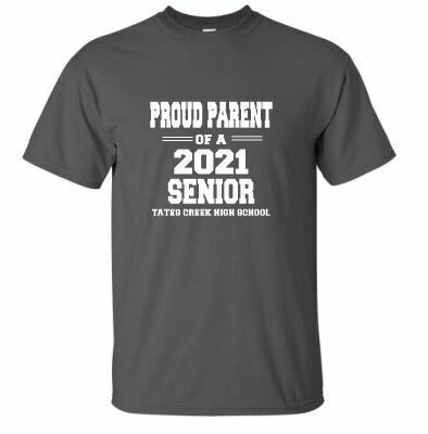 Proud Parent Unisex Short Sleeve ADULT  (TCDT)