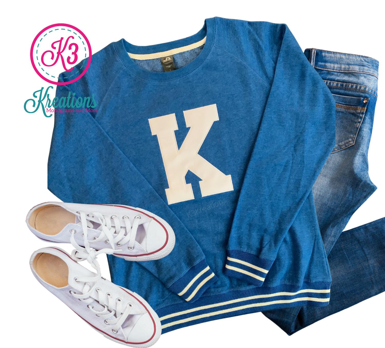 Ladies Big K Kentucky Relay Crewneck Sweatshirt