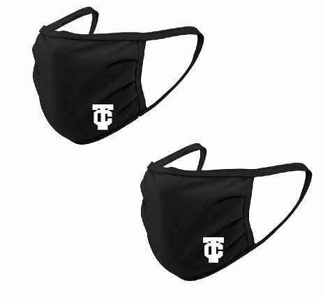 2 Pack Reusabe Face Mask - 4 color options (TCDT)