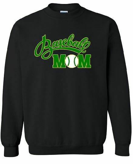 Baseball Mom Crewneck (BSB)