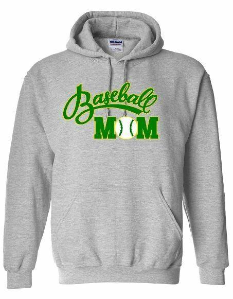 Baseball Mom Hoodie (BSB)