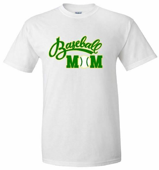Baseball Mom Short Sleeve (BSB)