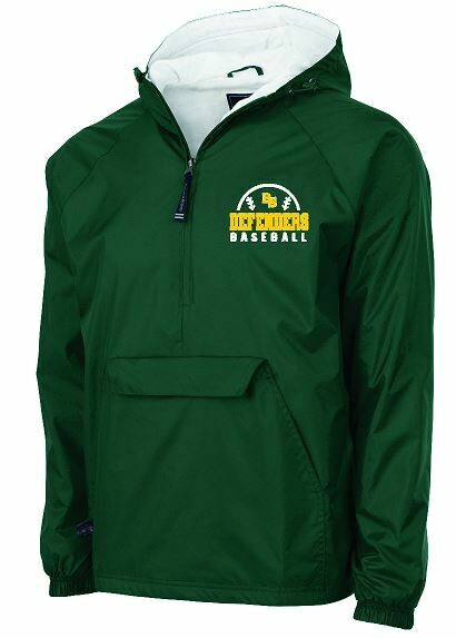 Charles River BS Defenders Baseball Classic Pullover (BSB)