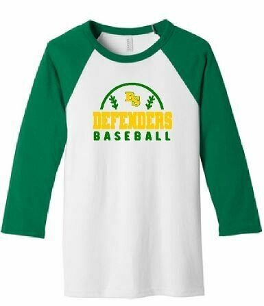 BS Defenders Baseball Jersey (BSB)