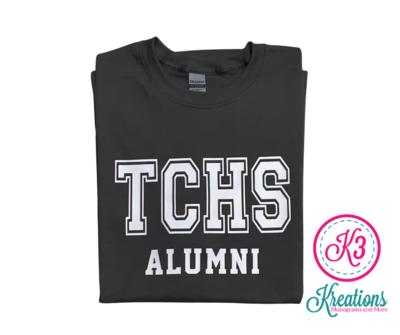 TCHS Alumni Unisex Short Sleeve ADULT  (TCDT)