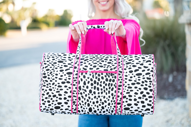 Spot On Duffel Bag
