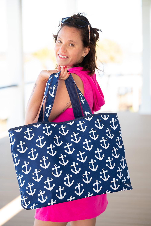 Anchor Ally Tote Bag