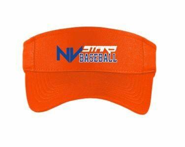 NV Stars Baseball Visor (NVA)