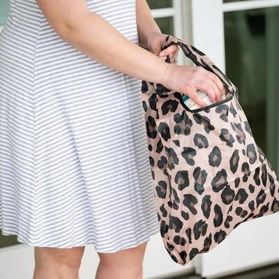 Leopard Reusable Bag