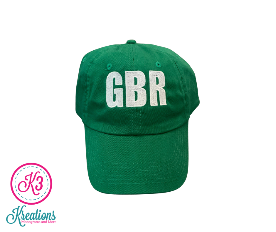 Hat with GBR - Regular or Distressed