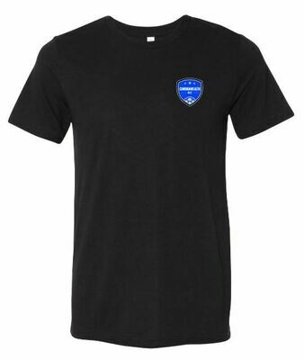 Youth Commonwealth SC Left Chest Design Short Sleeve Tee (CSC)
