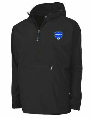 Unisex Charles River Commonwealth SC Pack N Go Pullover (CSC)