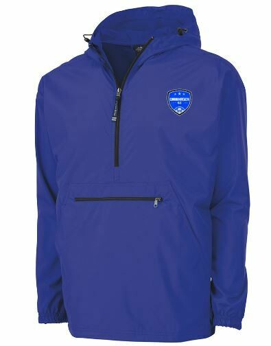 Youth Charles River Commonwealth SC Pack N Go Pullover (CSC)