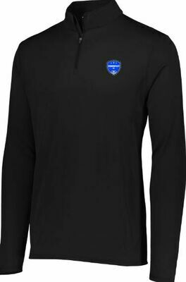 Youth Commonwealth SC Attain Wicking 1/4 Zip Pullover (CSC)
