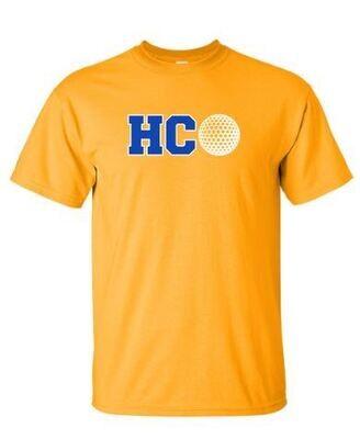 HC Golf Short OR Long Sleeve Tee (HCGG)