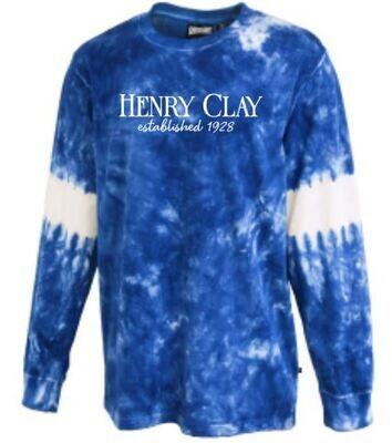 Henry Clay Established 1928 Tie-Dye Jersey (HCGG)