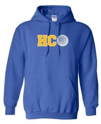 HC Golf Hooded Sweatshirt (HCGG)