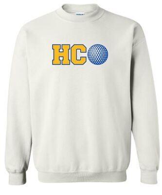 HC Golf Crewneck Sweatshirt (HCGG)