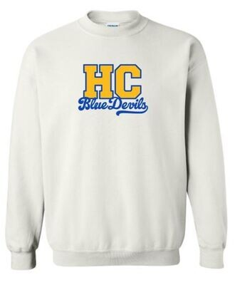 HC Blue Devils Crewneck Sweatshirt (HCGG)