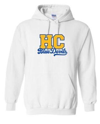 HC Blue Devils Hooded Sweatshirt (HCGG)