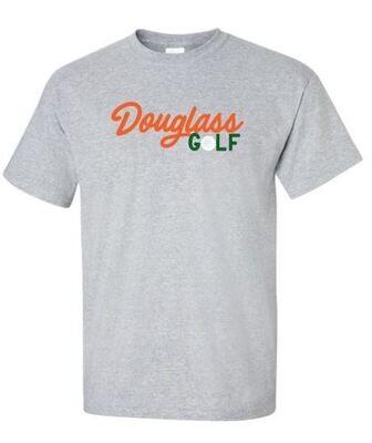 Douglass Golf Short OR Long Sleeve Tee (FDG)