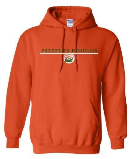 Frederick Douglass Golf Hooded Sweatshirt (FDG)