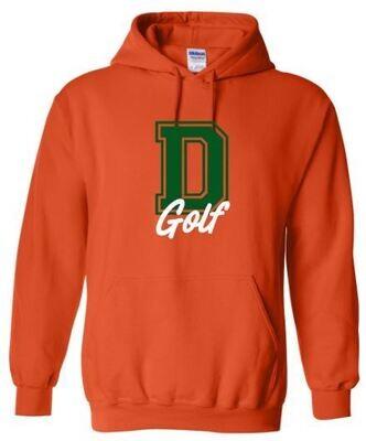 D Golf Hooded Sweatshirt (FDG)
