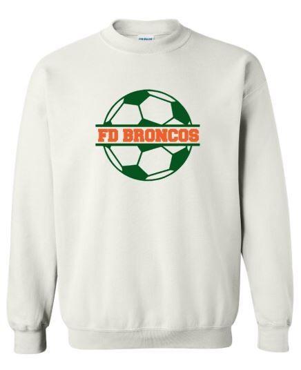 FD Soccer Crewneck Sweatshirt (FDGS)