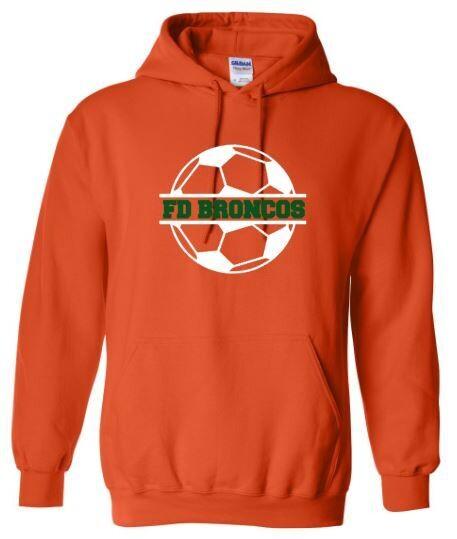FD Soccer Hooded Sweatshirt (FDGS)