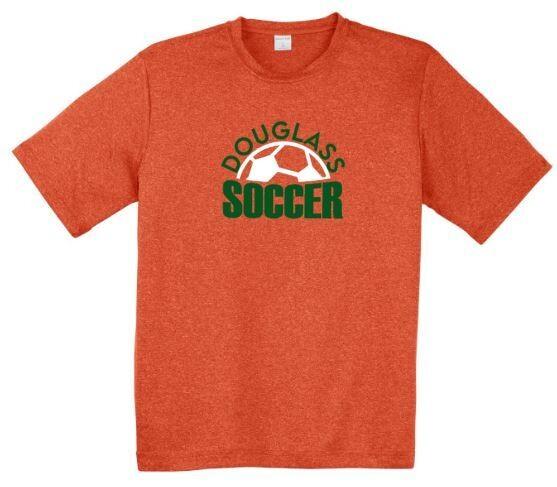 Unisex Youth Sport-Tek Douglass Soccer Dri Fit Short Sleeve Tee (FDGS)