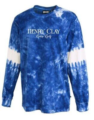 Henry Clay Girls Golf Tie-Dye Jersey (HCGG)
