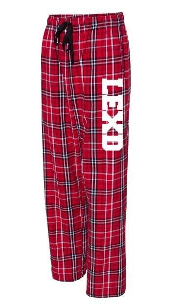 LEXD Youth or Adult Flannel Pants (LEXD)