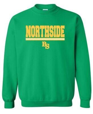 Unisex Adult Northside BS Crewneck Sweatshirt (BSV)