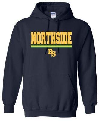 Unisex Adult Northside BS Hooded Sweatshirt (BSV)