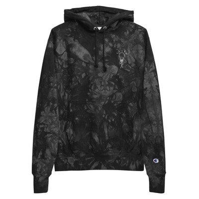 Champion tie-dye NEL guy hoodie