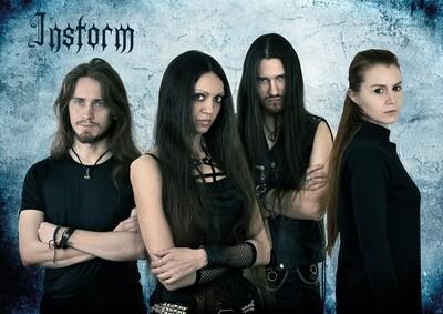 Instorm - Poster (A4)
