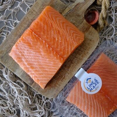 Filetto di salmone fresco - Porzione da 500/550gr